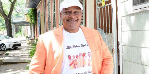 """Michael """"Soulman"""" Baptiste"""