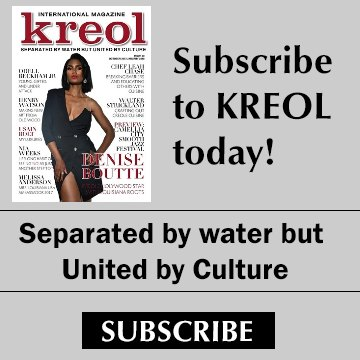 Subscribe to Kreol Magazine