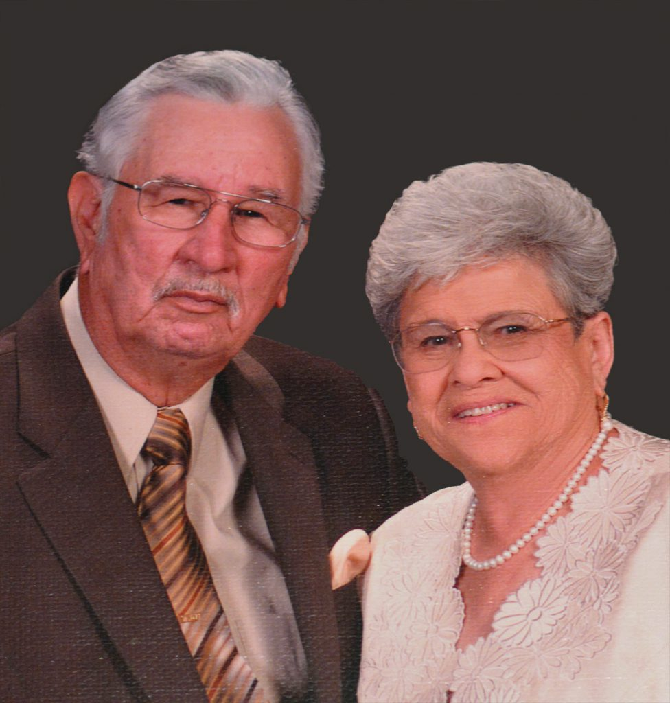 William Don Vallot Sr. and Elaine Vallot