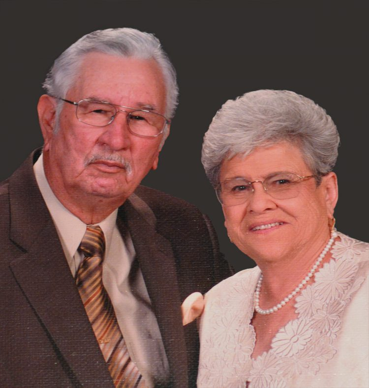 William Don Vallot Sr. and Elaine Vallot