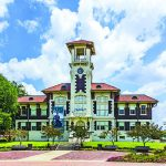 The 1911 Historic City Hall in Lake Charles, LA, opened its doors after restoration in 2004 as a culural facility. Photo: travelview