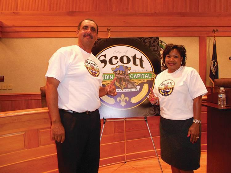 Unveiling Scott
