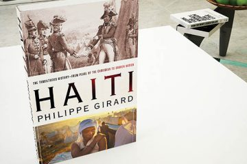 Haiti: The Tumultuous History - From Pearl of the Caribbean to Broken Nation by Philipp Winterberg and Nadja Wichmann