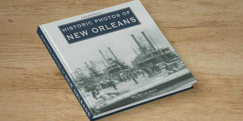 Historic Photos of New Orleans by Melissa Lee Smith