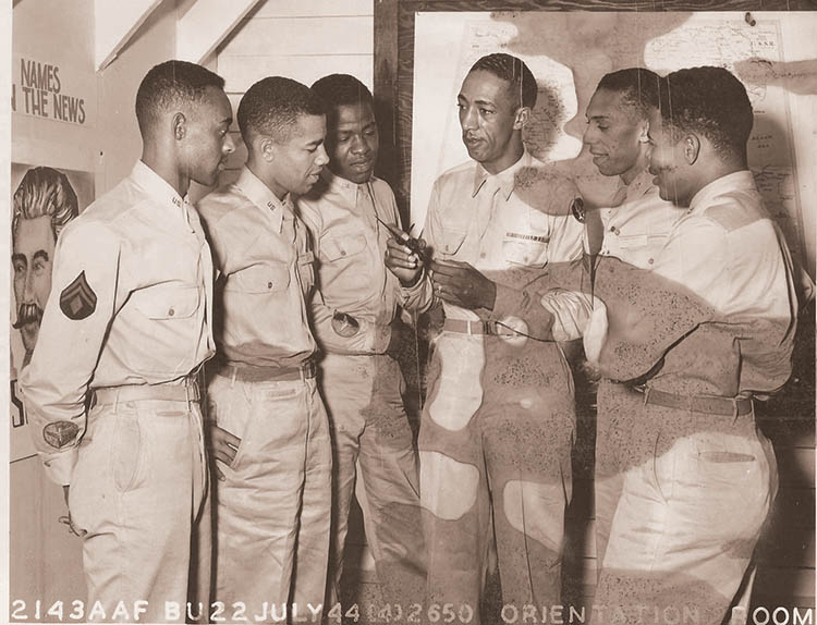 Tuskegee Cadets