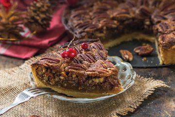 Creole Pecan pie