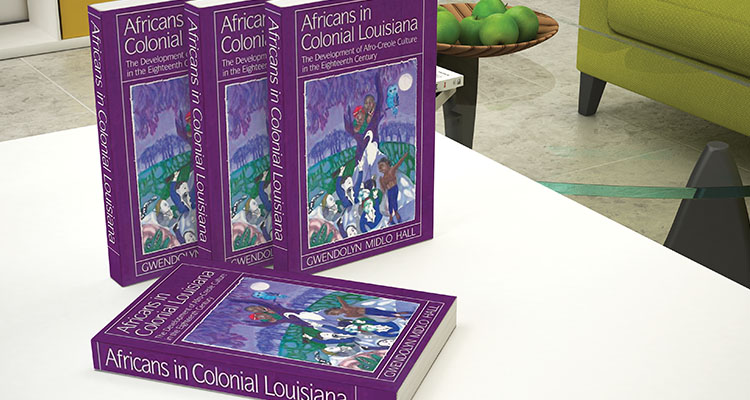 Africans in Colonial Louisiana