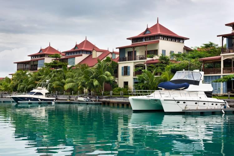 Eden Island, Mahé, Seychelles