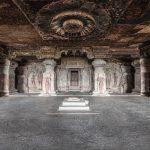 14. Ellora caves near Aurangabad
