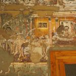 18. Ajanta Caves paintings