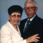 25 Momo and Papa church photo
