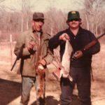 31 Papa and Roy Hunting