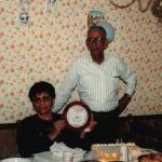 9 Momo and Papa 40th anniversary