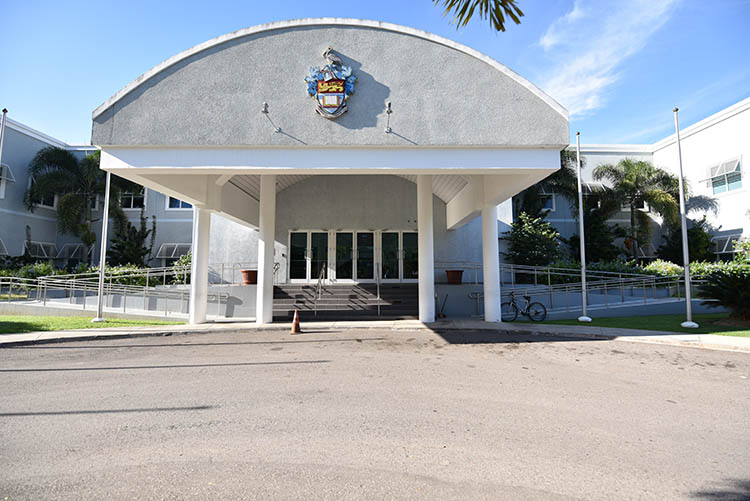 Regional Headquarters of the University of the West Indies