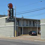 Mason's Motel.