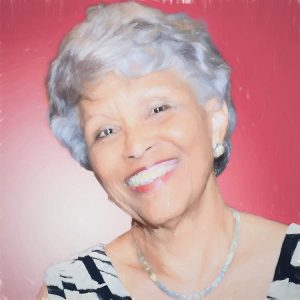 Professor Emeritus Elsa Ann Leo-Rhynie