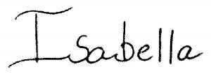 Isabella_sign