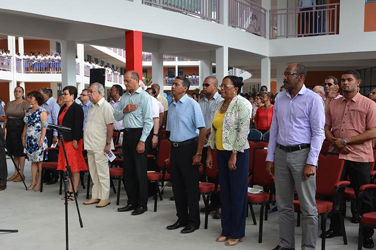 Seychellois President, Danny Faure02