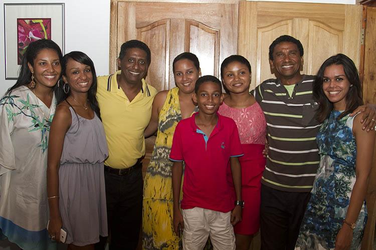 Seychellois President, Danny Faure15