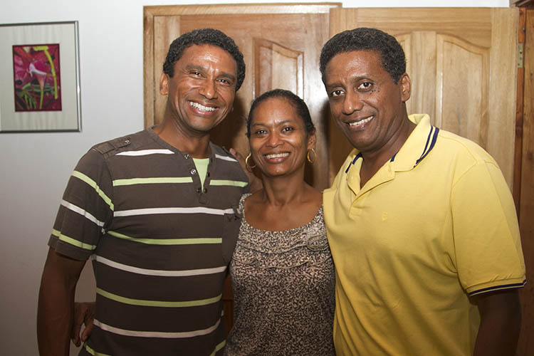 Seychellois President, Danny Faure16