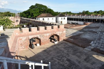 Fort Charles, Port Royal